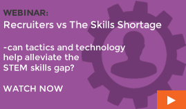 Recruiters vs The Skills Shortage